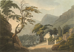 View of Steephill, the Residence of Mr Hoare